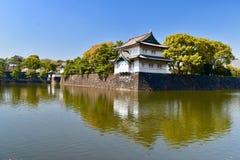 Arbre impérial de lac de bonsaïs de jardin de palais image stock