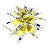 arbre monétaire Photo stock