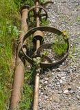 Arbres d'entraînement et roues de ceinture Photos libres de droits