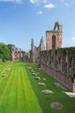 Arbroath修道院,苏格兰 免版税库存图片