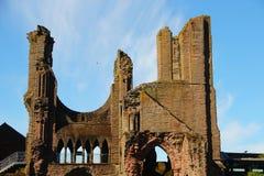 arbroath Шотландия аббатства Стоковые Изображения RF