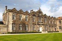 arbroath Шотландия аббатства Стоковые Фото