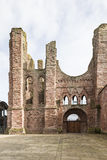 Arbroath Abbey Ruins in Scotland. Arbroath Abbey Ruins at Arbroath in Angus , Scotland Stock Photos