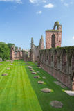 Arbroath Abbey, Skottland Royaltyfria Bilder