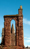 Arbroath Abbey, The south Transept Stock Photography