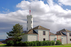 Arbroath Signal Tower Museum Stock Photo