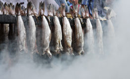 Arbroath Smokies Immagine Stock