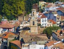 Arbucies village in Girona. Spain Stock Images