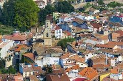Arbucies village in Girona. Spain Stock Photo