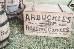 Arbuckles Roasted Coffees Stock Photos