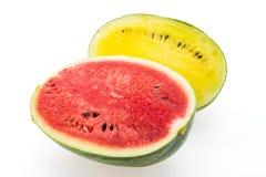 Arbuz owoc Fotografia Stock