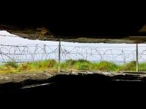 Arcón en Normandía imagen de archivo