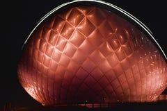 The ARC (디아크) daegu green lights fountain Royalty Free Stock Photo
