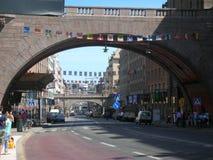 Arc. Around Stockholm Sweden. Scandinavia. Europe Royalty Free Stock Image