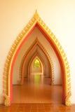 Arc of church. Royalty Free Stock Photos