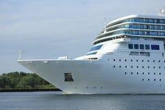 Arc de bateau de croisière Images stock