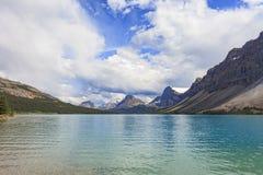 Arc de lac Photographie stock
