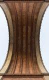 Arc de Triomf,巴塞罗那 免版税库存图片