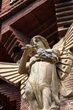 Arc de Triomf (θριαμβευτική αψίδα) στη Βαρκελώνη Στοκ φωτογραφίες με δικαίωμα ελεύθερης χρήσης