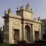 Arc DE Triomf stock afbeelding