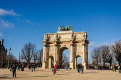 Arc de triomf Stock Photography