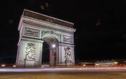 Arc de Triomph images stock