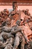 arc de triomph Στοκ Φωτογραφία