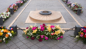 Arc de Triomphe μνημείο Στοκ Εικόνα