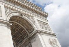 Arc de Triomphe, Παρίσι Στοκ φωτογραφίες με δικαίωμα ελεύθερης χρήσης