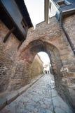 Arc de Triomphe στο παλαιό Plovdiv στη Βουλγαρία Στοκ Εικόνες