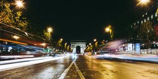 Arc de Triomphe Fotos de Stock