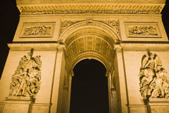 Arc de Triomphe Photo stock