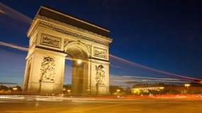 Arc de Triomphe fotografia stock