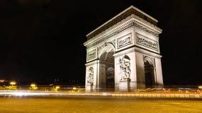 Arc de Triomphe fotografie stock
