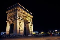 Arc DE Triomphe Stock Afbeelding