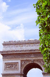 Arc de Triomphe Stockfotografie