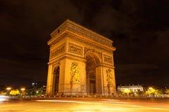 Arc de Triomphe fotografia stock libera da diritti