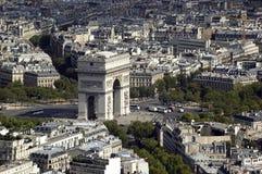 Arc DE Triomphe stock foto's