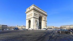 Arc de Triomphe Photographie stock libre de droits