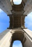 Arc de Triomphe Fotografía de archivo libre de regalías