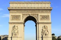 Arc de Triomphe Stockbild