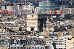 Arc de Triomphe Imagem de Stock Royalty Free