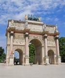 Arc de Triomphe. A really famous monument in Paris: l'Arc de Triomphe Stock Photography