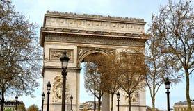 Arc de Triomphe Fotografering för Bildbyråer