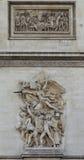 Arc de Triomphe Στοκ Φωτογραφία
