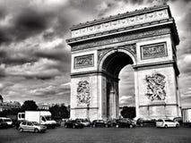 Arc de Triomphe Image libre de droits
