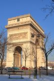 Arc de Triomphe Immagine Stock