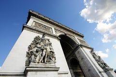Arc de Triomphe Lizenzfreie Stockbilder