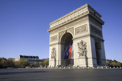 Arc de Triomphe Images stock