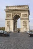 Arc de Triomphe de l'Etoile στη θέση του Charles de Gaulle, Παρίσι, Γαλλία Στοκ φωτογραφίες με δικαίωμα ελεύθερης χρήσης